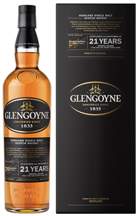 Glengoyne Scotch Single Malt 21 Year 750ml